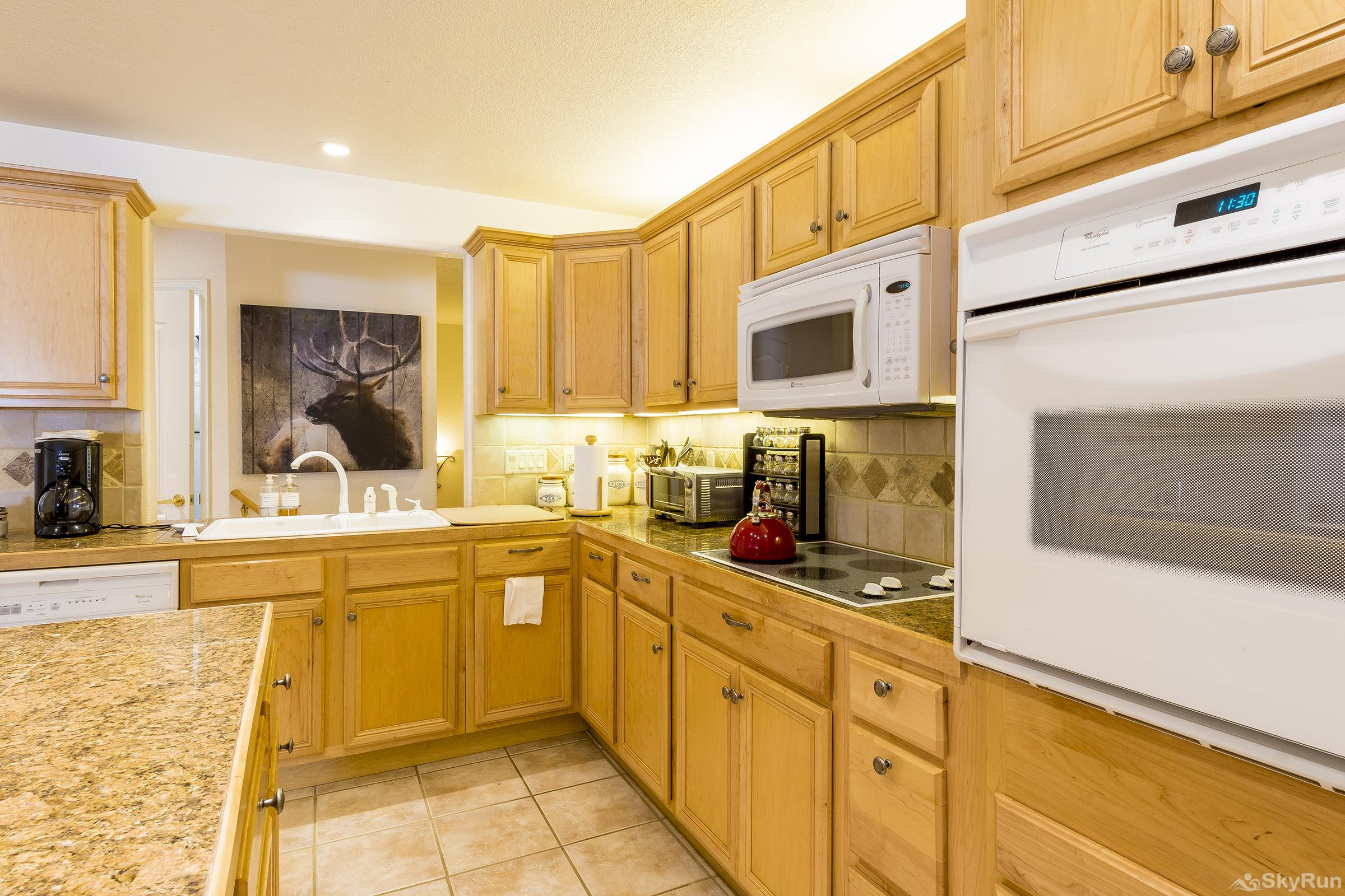 Villas 1450 Kitchen