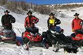 Steamboat Horseback Riding and Snowmobile Tours