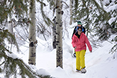 Steamboat Snowshoe Tours