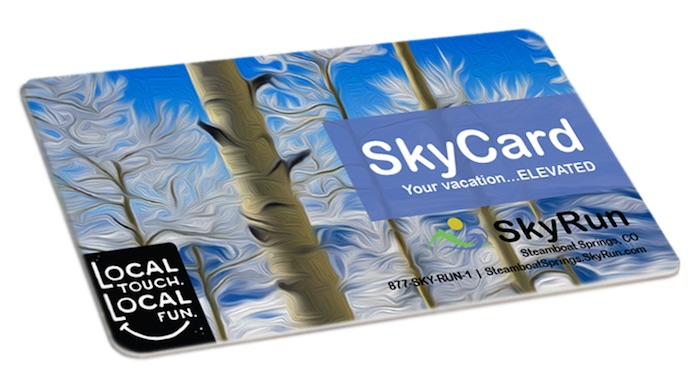 Exclusive SkyRun Discounted Activity Program